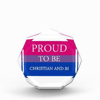 Orgulloso ser cristiano y BI