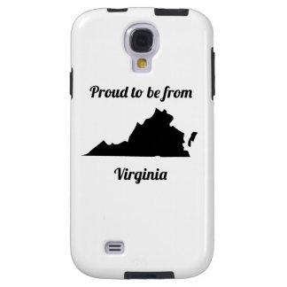 Orgulloso ser de Virginia Funda Para Galaxy S4