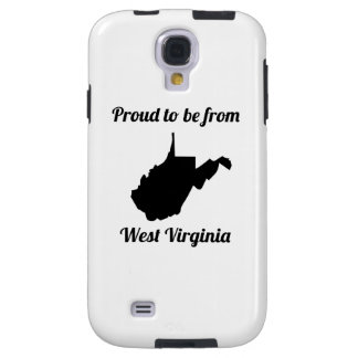 Orgulloso ser de Virginia Occidental Funda Para Galaxy S4