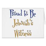 Orgulloso ser el testigo de Jehová Felicitaciones