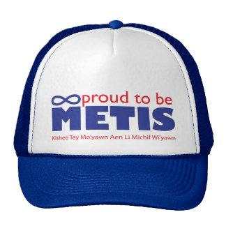 Orgulloso ser gorra de Metis