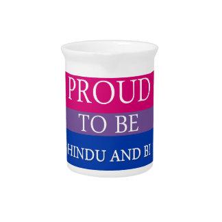 Orgulloso ser hindú y BI Jarron
