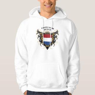 Orgulloso ser holandés pulóver