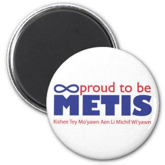 Orgulloso ser imán de Metis