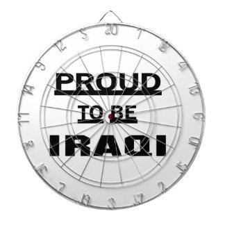 Orgulloso ser iraquí