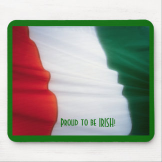 ¡Orgulloso ser IRLANDÉS! Mouse Pads