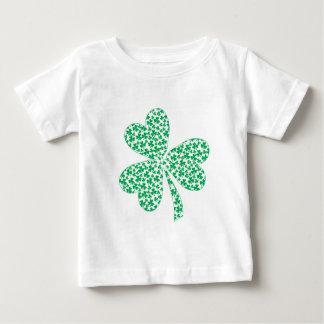 Orgulloso ser irlandés - trébol del St Pattys Remera