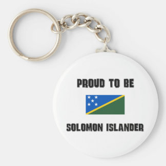 Orgulloso ser ISLEÑO de SOLOMON Llaveros Personalizados