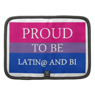 Orgulloso ser Latin y BI Organizadores