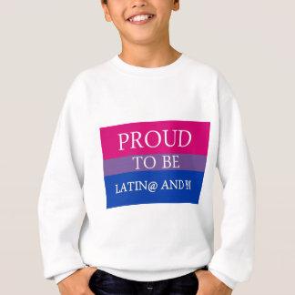 Orgulloso ser Latin@ y BI Polera
