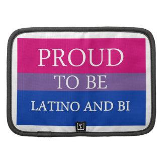 Orgulloso ser Latino y BI Planificador