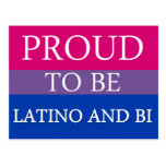 Orgulloso ser Latino y BI Postal