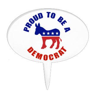 Orgulloso ser original de Demócrata
