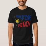 Orgulloso ser Pinoy Remeras
