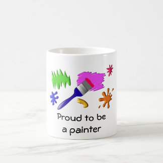 Orgulloso ser pintor