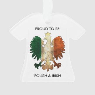 Orgulloso ser polaco e irlandés