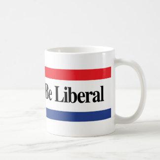 Orgulloso ser taza liberal