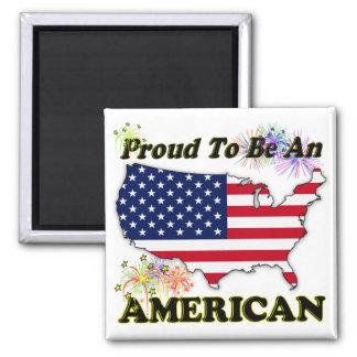 Orgulloso ser un americano iman