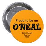 Orgulloso ser un botón de O'NEAL Pin