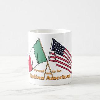 Orgulloso ser un Italiano-Americano Taza