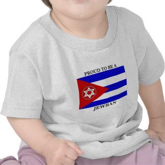 Orgulloso ser un Jewban Camisetas