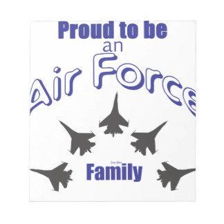 Orgulloso ser una FAMILIA de la fuerza aérea Blocs