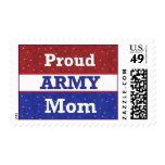 Orgulloso ser una mamá del ejército sello