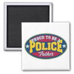 Orgulloso ser una policía engendre iman