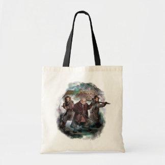Ori, Dori , and Nori Budget Tote Bag
