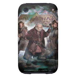 Ori, Dori , and Nori iPhone 3 Tough Cover
