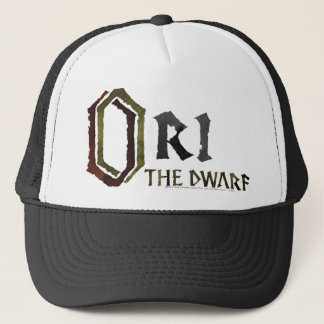 Ori Name Trucker Hat