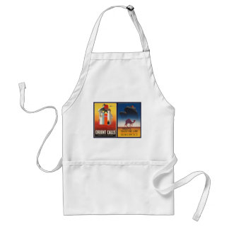 orient and palestine apron