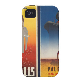 orient and palestine Case-Mate iPhone 4 cases
