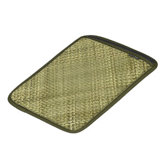 Orient Bamboo Weave Pattern Sleeve For iPads