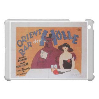 Orient Bar Vintage Food Ad Art iPad Mini Covers