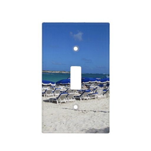 Orient Bay Beach Light Switch Cover Zazzle