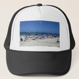 Orient Bay Beach Trucker Hat