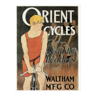 Orient Cycles Postcard