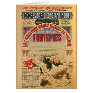Orient Express Card