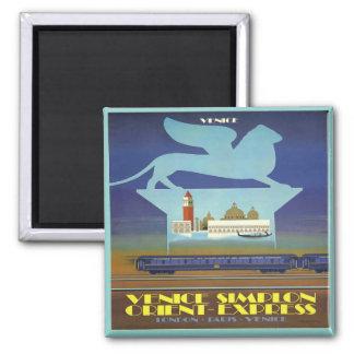 Orient Express Venice Fridge Magnet