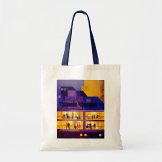 Orient Line ~ Party on Deck Tote Bag