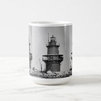 Orient Point Lighthouse Coffee Mug