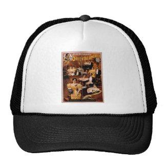 Oriental America, 'Operatic Celebrities' Vintage T Trucker Hat