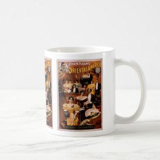 Oriental America, 'Operatic Celebrities' Vintage T Coffee Mug
