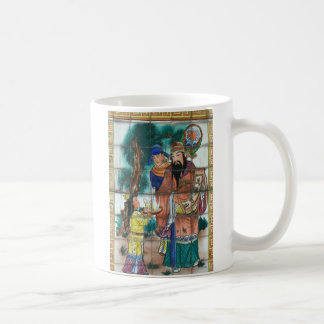 Oriental art at Geothermal Valley, Taiwan Coffee Mug