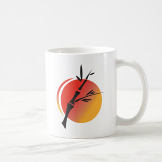 Oriental Art Coffee Mug