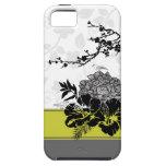 Oriental Art iPhone 5 Carcasa