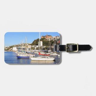 Oriental bay yachts bag tag