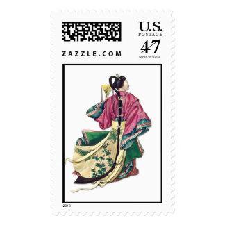 Oriental Beauty Postage