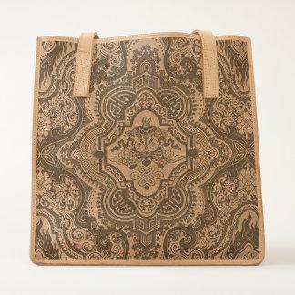 Oriental Carp of Prosperity Design Tote
